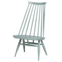 Mademoiselle Lounge Chair in Sage by Ilmari Tapiovaara & Artek
