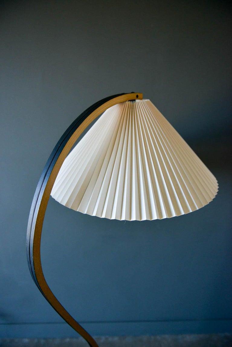 Mads Caprani Floor Lamp, circa 1971 2