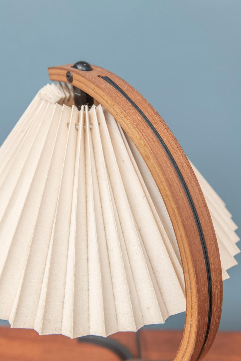 Danish Mads Caprani Table Lamps, Model 841