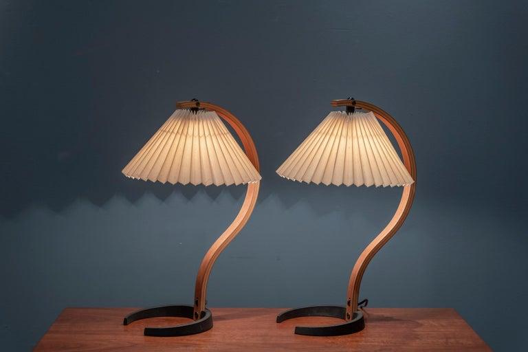 Mads Caprani Table Lamps, Model 841 1