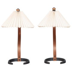 Mads Caprani Table Lamps, Model 841