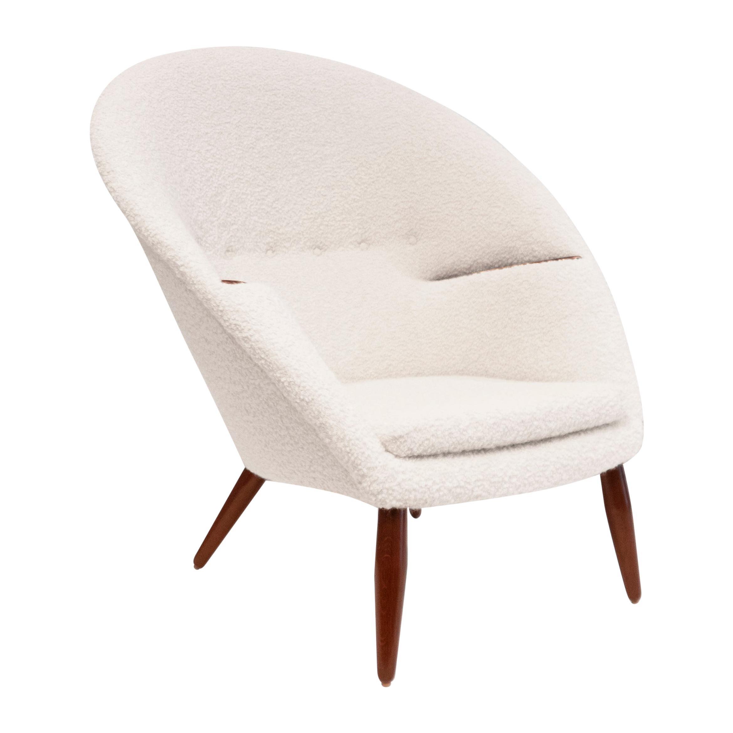 Nanna Ditzel Lounge Chair, circa 1950s