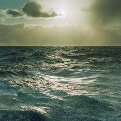 Atlantic Ocean series - Light #8 (Edn of 20) - landscape, nature - unframed