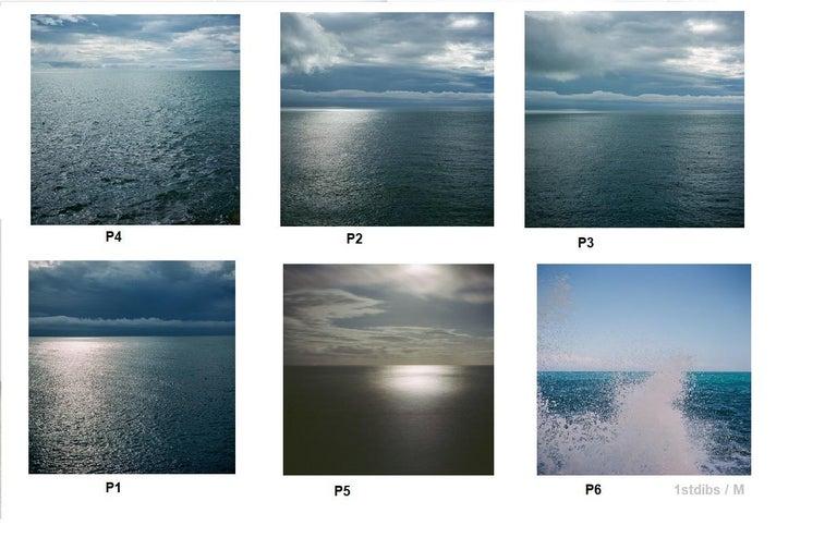 Atlantic Ocean, Tyrrhenian Sea Italian Coast Series - #6 (Edn of 20) unframed - Contemporary Photograph by MAE Curates