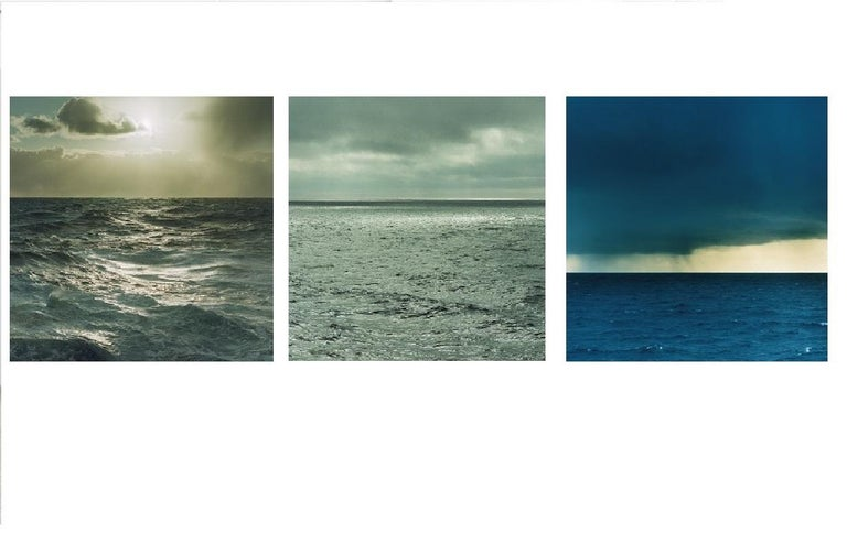 This is a series of fine art photography of the Tyrrhenian Sea off the Italian Coast. This is part of beautiful series of work featuring oceans and seas capturing a specific moment in time, history, the beauty of the body of water, sky, time and