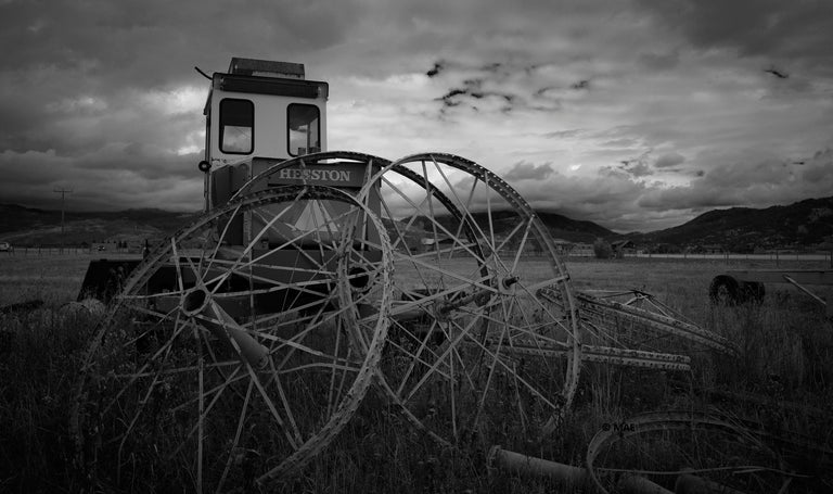 Black and White Photography of American landscape series -