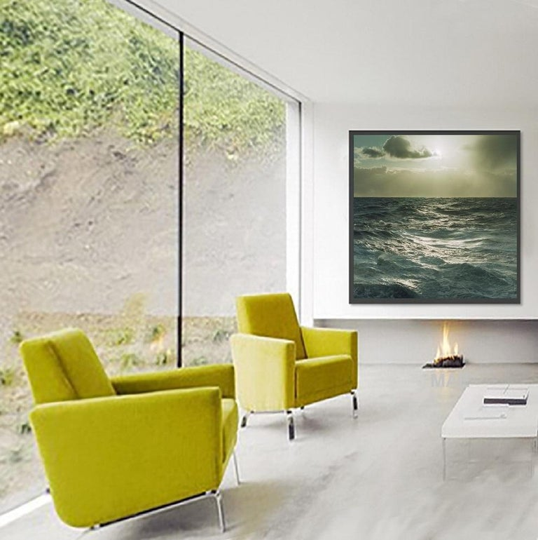 Photograph - Atlantic Ocean series - #1 - Ocean, Water, Landscape, Nature For Sale 1
