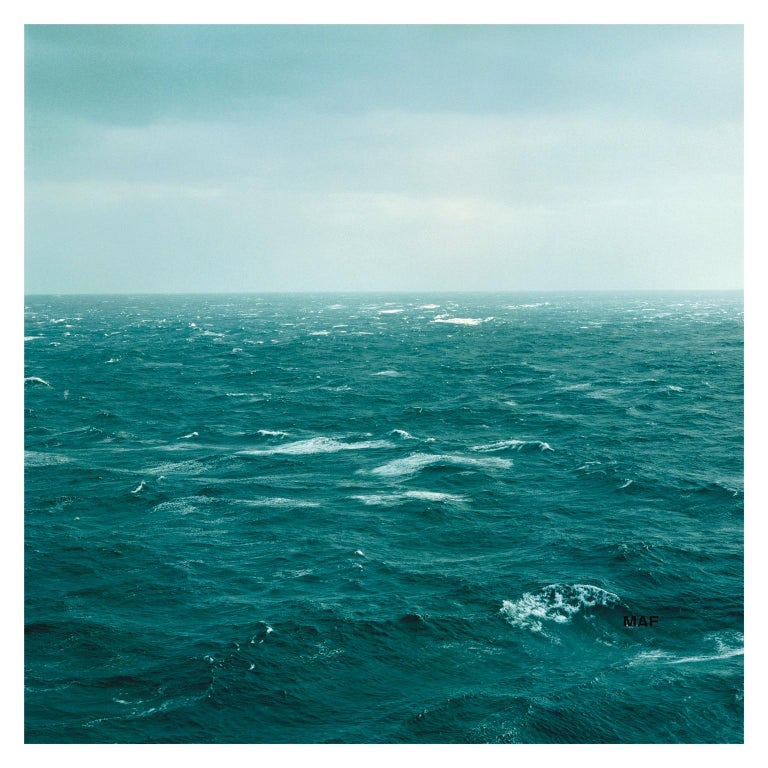 MAE Curates Landscape Photograph - Photograph - Atlantic Ocean series - #1 - Ocean, Water, Landscape, Nature