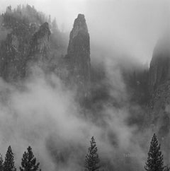 Silver Gelatin Prints - American Landscapes Yosemite Dawn 2