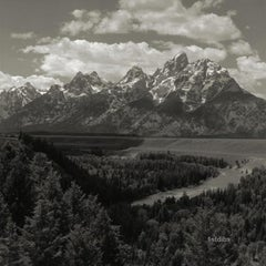 Silver Gelatin Prints - Ode to Ansel Adams