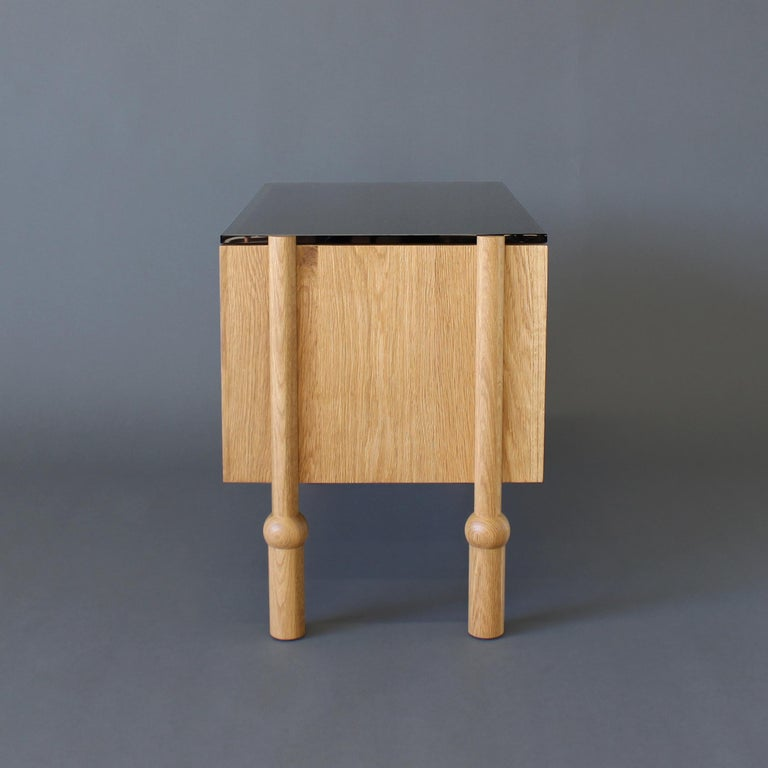 Modern Mae Nightstand and Side Table For Sale