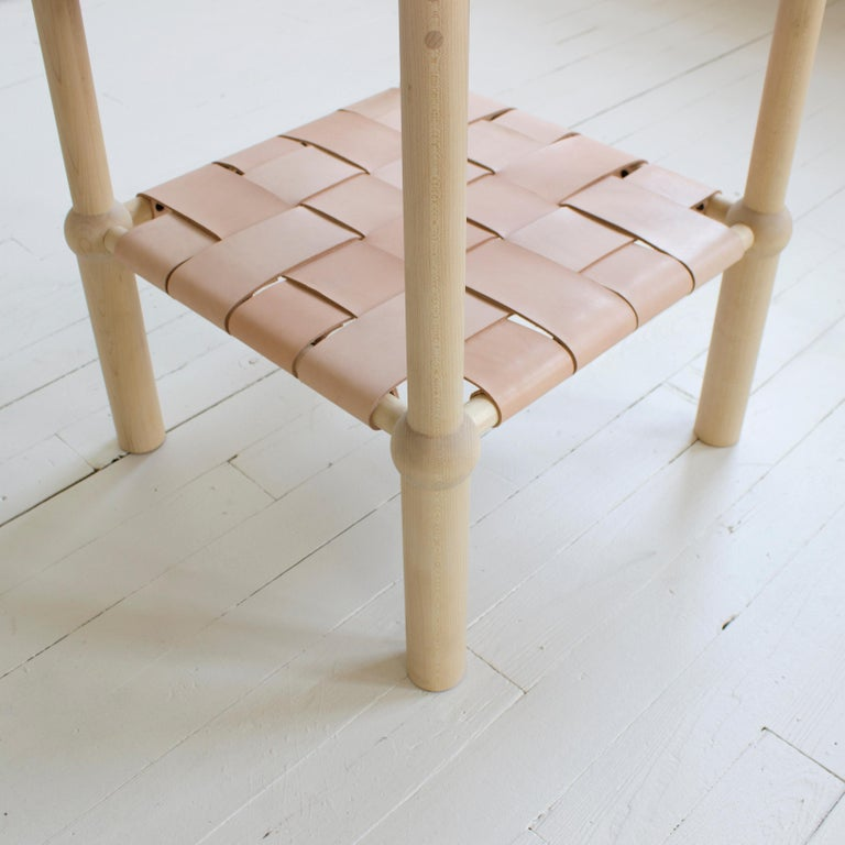 Contemporary Mae Side and End Table For Sale