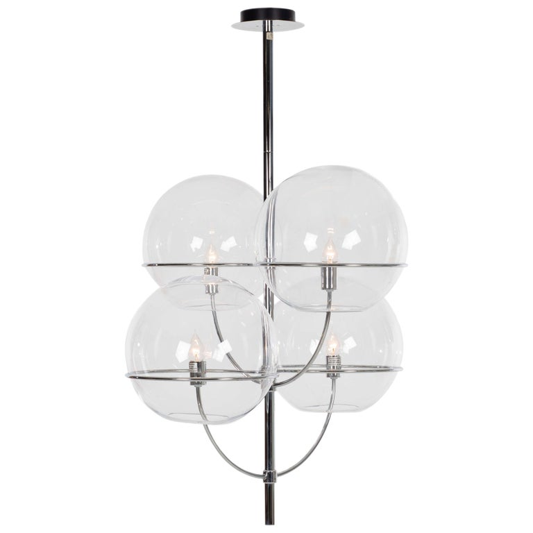 Magastretti Chandelier For Sale