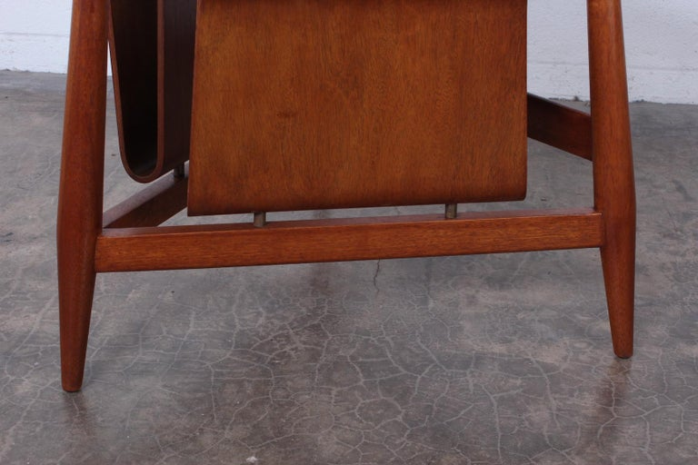 Magazine Table by Edward Wormley for Dunbar For Sale 2