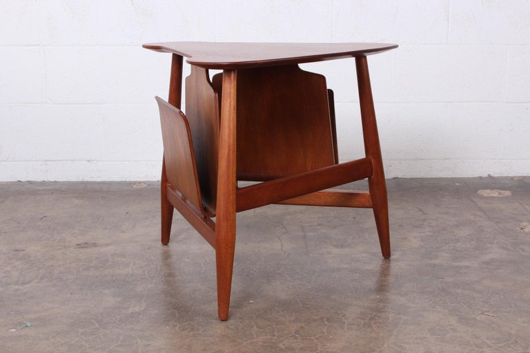 Magazine Table by Edward Wormley for Dunbar For Sale 5