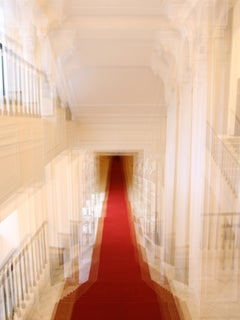 Albertina Palace Downstairs, Large Color Archival Pigment Print