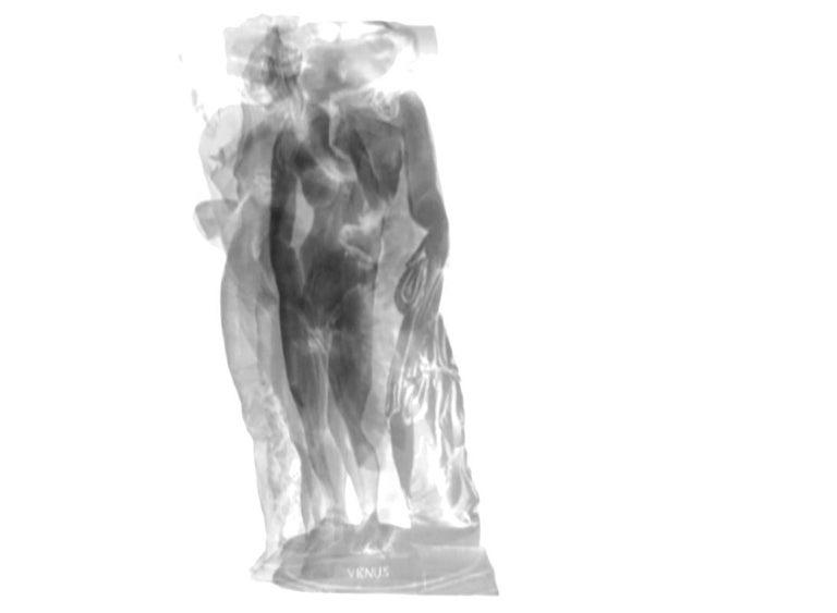 Magda Von Hanau Abstract Photograph - Div-Ine XI, Limited edition B&W Photograph