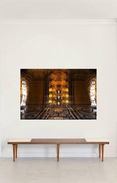 Natural Historic Museum, Wien, Limited Edition Large Color Photograph