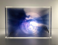 A Renda, 2017, Electrical Lightbox Made of Multiple Exposure Photograph