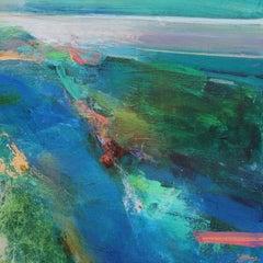 Magdalena Morey - A Gentle Breeze 1 - Original Painting