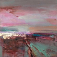 Exploring Every Path 2 Magdalena Morey, Contemporary Expressionist Painting