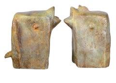 """""""El Fagr"""" Bronze Sculpture 16"""" x 10"""" x 6"""" inch by Maged Mikhail"""