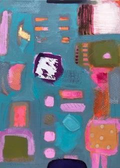 Avalon Island, Maggie LaPorte Banks, Contemporary abstract art, buy original art