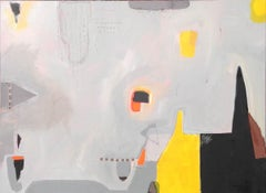 I saw it all . Maggie LaPorte Banks, abstract art, buy original art online
