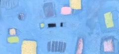 Maggie LaPorte Banks, Caen Hill Locks, Abstract Art, Contemporary Art
