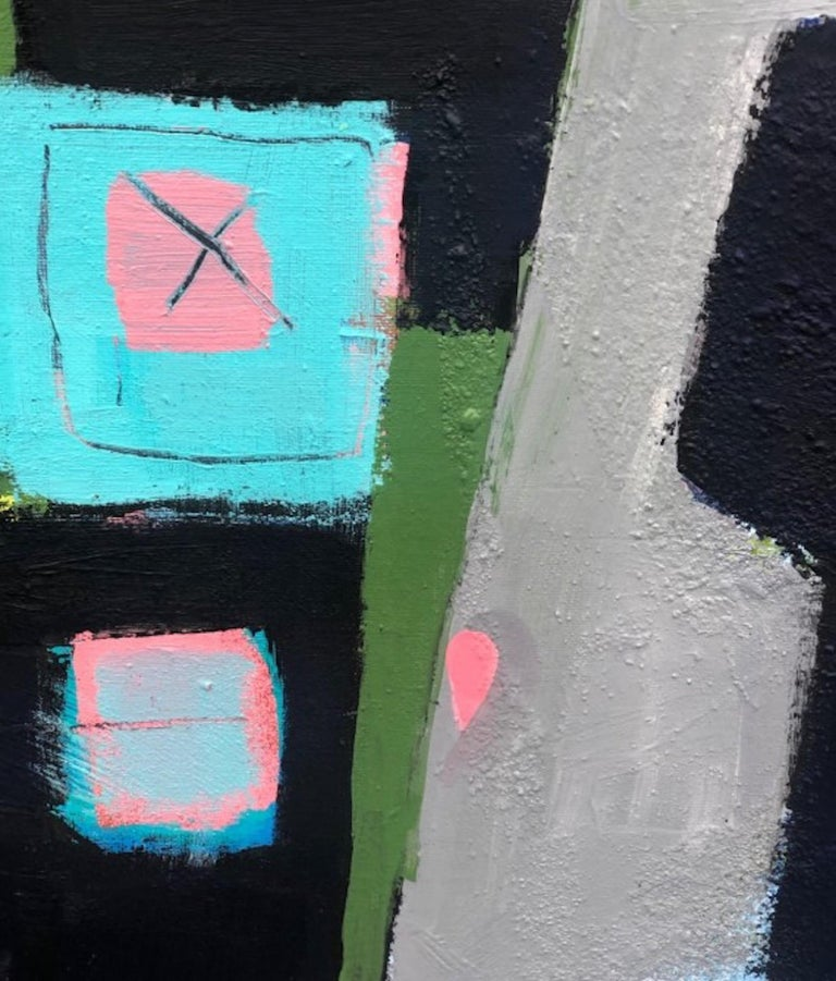Maggie LaPorte Banks, Reflexions, Abstract Art, Contemporary Art, Affordable Art For Sale 2