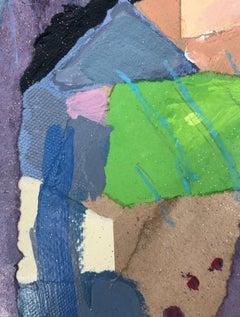 Maggie LaPorte Banks, Summer colours of Dartmoor, Contemporary Art, Abstract Art