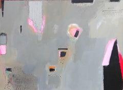 Visions of paradise , Maggie LaPorte Banks, Abstract art, buy original art