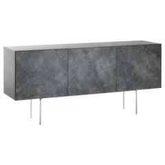Magic Box MGB08 Cabinet in Gres/Stoneware, by Piero Lissoni from Glas Italia
