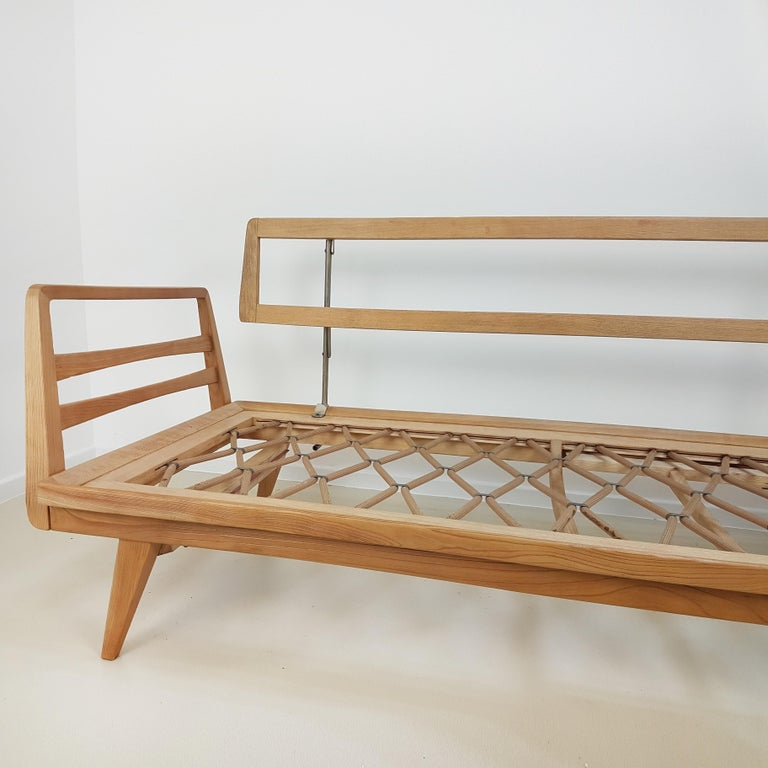 Magic Daybed by Wilhelm Knoll for Antimott, 1960 For Sale 4