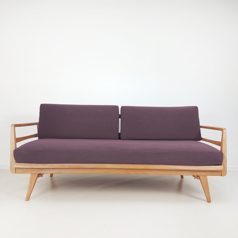 Magic Daybed by Wilhelm Knoll for Antimott, 1960 In Good Condition For Sale In Rijssen, NL