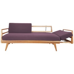 Magic Daybed by Wilhelm Knoll for Antimott, 1960