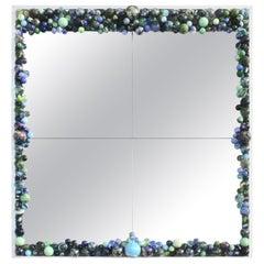 Magic Marble Mirror No. 5 by Han Verhoeven