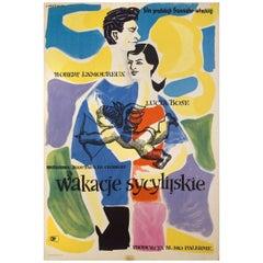 """Magic Village"" 1956 Polish A1 Film Poster"