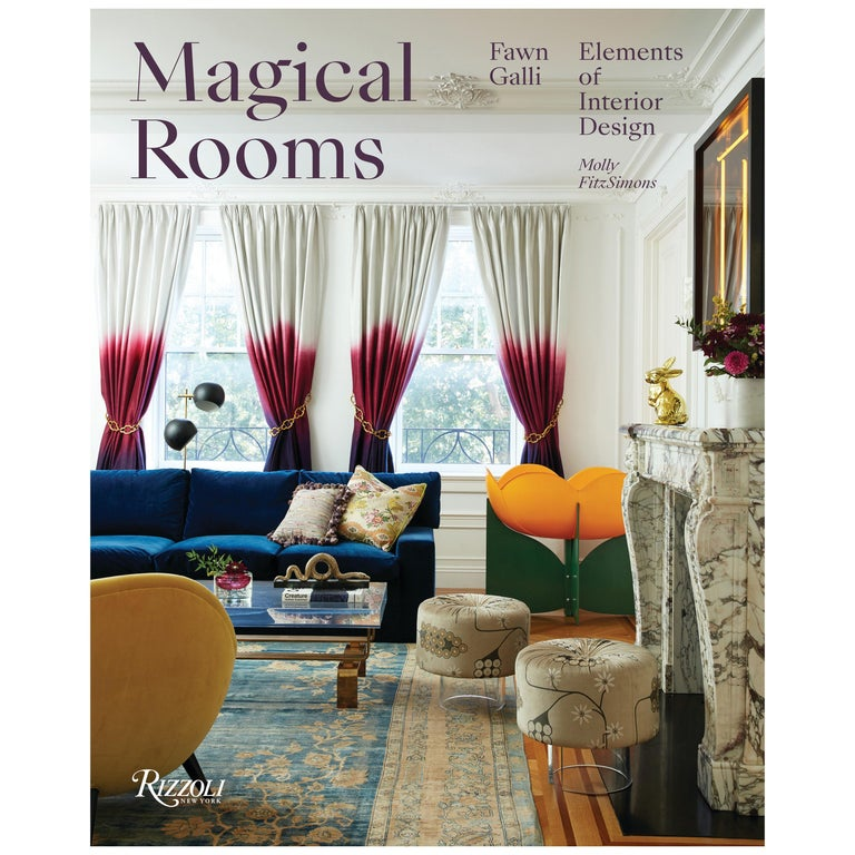 Magical Rooms Elements of Interior Design For Sale