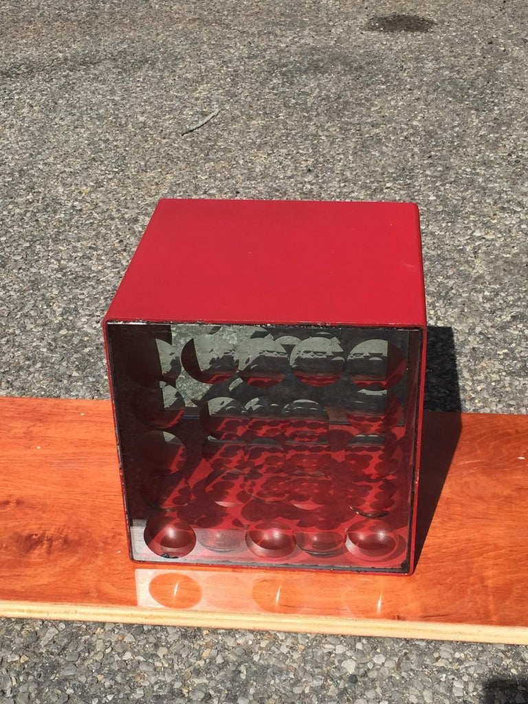 Magiscope Paper Weight by Feliciano Bejar In Excellent Condition For Sale In Bronx, NY