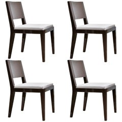 Magister Set of 4 Chairs by Bosco Fair