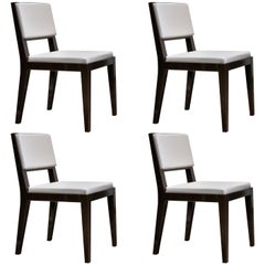 Magister Set of 4 Upholstered Chairs by Bosco Fair