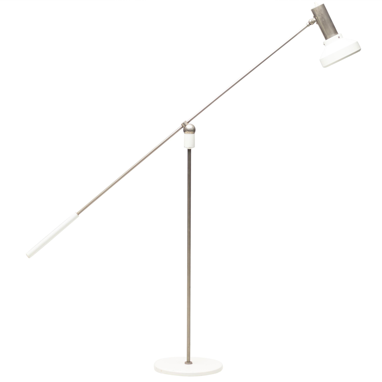 Magneto Floor Lamp by H. Fillekes for Artiforte