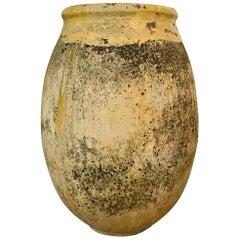 Magnificent Large Antique Biot Pottery Holder, Pre-1900s