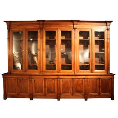 """Magnificent 18th Century French Cabinet """"Deux-Corps"""""""