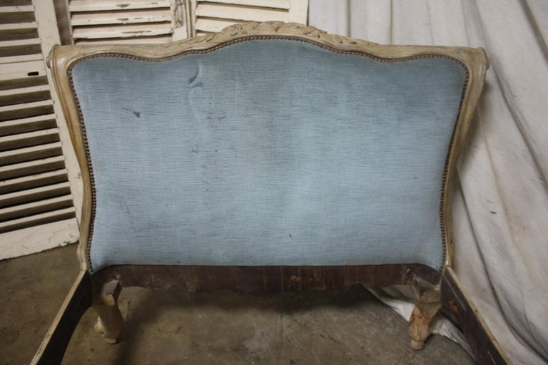 Magnificent 18th Century French Louis XV Period Daybed For Sale 6