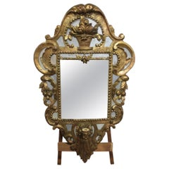 Magnificent 18th Century Italian Sconce-Mirror