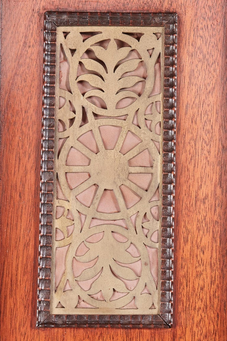 Magnificent Antique Georgian Mahogany 8 Day Longcase Clock For Sale 2