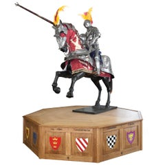 Magnificent Armour for Man and Horse