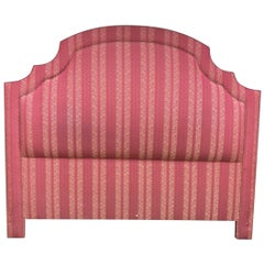 Magnificent Custom Designed Upholstered King Size Headboard